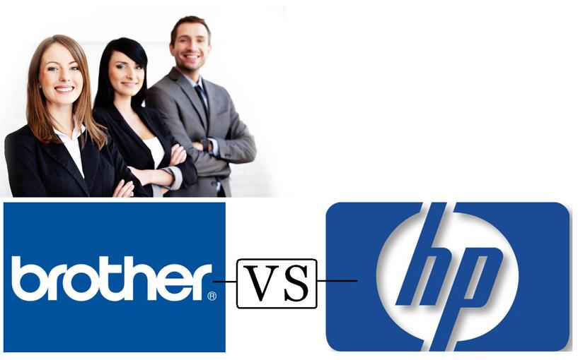 brother hp printers